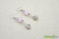 Vintage Jewelry Ideas to Make- DIY Bead Earrings - Pandahall.com