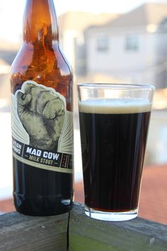 Down The Hatch: Revolution Brewing Co.'s Mad Cow Milk Stout
