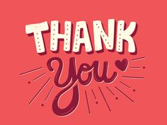 Thank you by Risa Rodil.