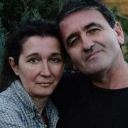 Author, Couple Photos, Couples, Organic Farming, Lavender, Plant, Lawn And Garden, Couple Shots, Writers