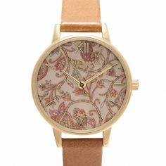Olivia Burton Paisley Design Watch