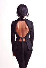 Backless Jacket https://megz-fashion.co.uk/collection/megz-lady-outwear/megz-spring-long-sleeve-backless-jacket