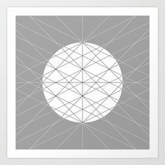 Geometric mandala        Collect your choice of gallery quality Giclée, or fine art prints custom trimmed by hand in a variety of sizes with a white border for framing.