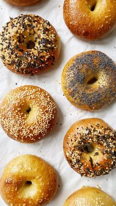 Het ultieme recept voor homemade bagels - Made from Scratch Homemade Bagels, Bread, Food, Brot, Essen, Baking, Meals, Breads, Buns