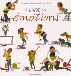 le livre des émotions bayard