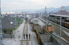Swiss Railways, Bahn, Paris Skyline, Travel, Crafts, Swiss Guard, Photo Illustration, Nostalgia, Viajes