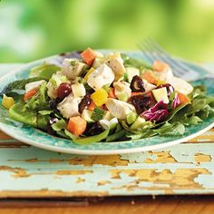 Find more healthy and delicious diabetes-friendly recipes like Cherry-Chicken Salad on Diabetes Forecast®, the Healthy Living Magazine.
