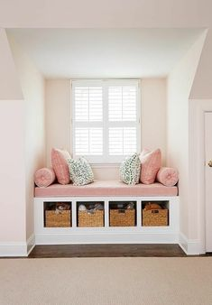 powder pink decor