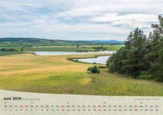 Fotokalender Thüringer Landschaften 2016, Juni