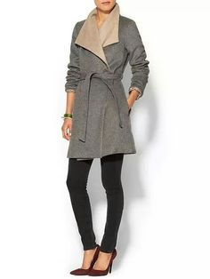 I am loving this coat for the Fall