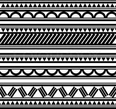 Stock-Vektor von 'maori, muster, stil'