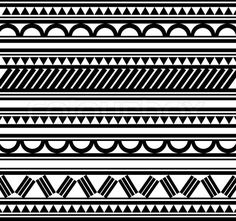 polynesische muster