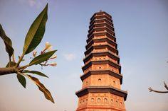 Bai Dinh Pagoda Tam Coc Vietnam