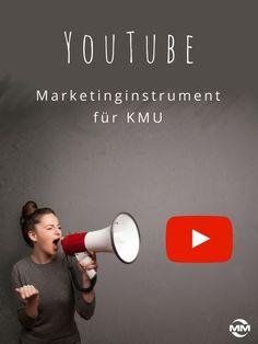 YouTube als Marketinginstrument für KMU: Unternehmen jeglicher Größe profitieren von den Chancen, die YouTube bereitstellt. Erfahren Sie hier, wie auch Sie YouTube nutzen können!