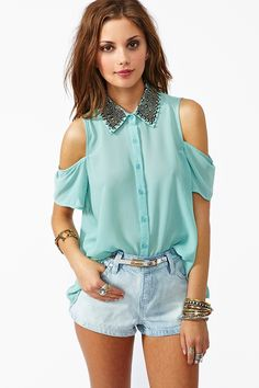 Loving the everything #mint these days! #studded