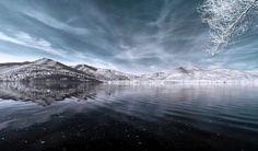 Kastoria Infrared Panorama