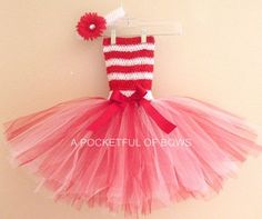 Nice Party Dresses Toddler Red and White Tutu Valentine's Day by APocketfulofBows... Check more at https://24myshop.ga/fashion/party-dresses-toddler-red-and-white-tutu-valentines-day-by-apocketfulofbows/