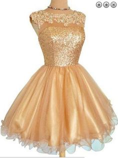 Gold Tulle Short Prom Dress,Homecoming Dress,Graduation Dress,Party Dress sold by Wisdom Dress. Shop more products from Wisdom Dress on Storenvy, the home of independent small businesses all over the world.