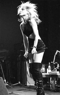 soundsof71:  Debbie Harry, Blondie