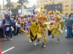 Pasacalle, Gran Serenata para Lima - @vmestanza