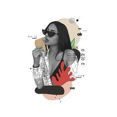 Henry Flores 🔵 (@henry_digitalwork) • Instagram photos and videos Image Collage, Collage Art, Photography Illustration, Photo Illustration, Creative Artwork, Layout Inspiration, Graphic Design Posters, Flyer Design, Adobe Illustrator