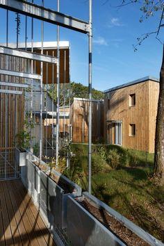 ZAC du Seque Arroumigue et Pibol - Patrick Arotcharen Architecte