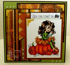 Wish Upon A Scrap Magnolia Stamps, Copics, Copic Markers, Scrapbook Pages, Fall Winter, Scene, Day, Card Ideas, Decor