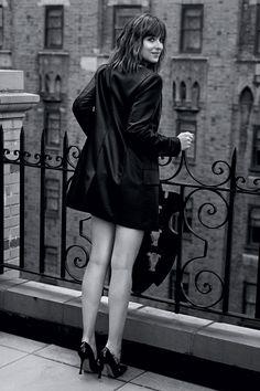 Dakota Johnson February Vogue Cover Interview (Vogue.co.uk)