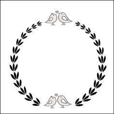 Nataly Messias: monogramas e imagens para convite