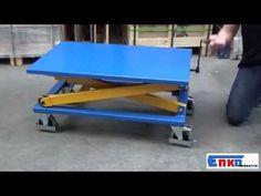 Lift table - YouTube