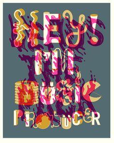 Typography by Valistika Studio BCN