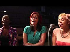 Clark Sisters Tribute from Anthony Brown and group therAPy