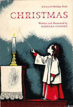 Christmas (A Crowell Holiday Book), by Barbara Cooney