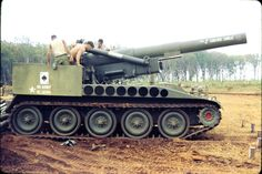 "US Army M110 Self-Propelled Howitzer""Good-bye Charlie"""