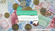 AYUDA PARA MAESTROS: Juegos para aprender a manejar los euros