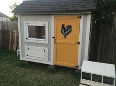 Build the Cutest Chicken Coop -- on a Budget!