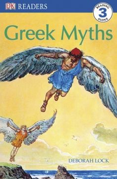 I love to teach about Ancient Greek Myths to my art class - still working on a good project that is a winner...but they love the content.