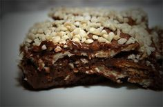 Dad ~ Baker & Chef: Rum Chocolate Biscuit Pudding - and the cooking influences in my life: Auntie Julie Chocolate Biscuit Pudding, Chocolate Biscuits, Rum, Foundation, Meals, Cookies, Desserts, Recipes, Life