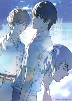 Zankyou no Terror on Pinterest | 709 Pins