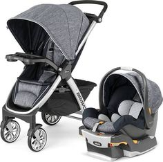 newborn car seat and stroller combo