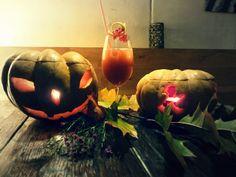 Halloween im AMPELMANN Restaurant #halloween #pumkin #kürbis