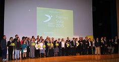 Down Madrid premia a INFORMA D&B en los Premios Stela 2015 Informa, Madrid, Door Prizes, Events