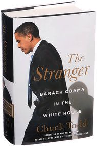 Books of The Times: Chuck Todd's 'The Stranger,' About Barack Obama - http://www.baindaily.com/books-of-the-times-chuck-todds-the-stranger-about-barack-obama/