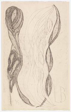 The Unfolding, 2007, by Louise Bourgeois