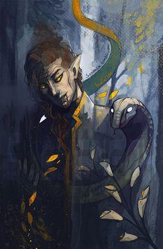Инквизитор (DA),DA персонажи,Dragon Age,фэндомы,DAI