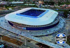 ESTADIO DE BRASIL-Arena do Gremio estadio