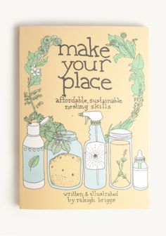Make Your Place: Affordable, Sustainable Nesting Skills | Modern Vintage New Arrivals