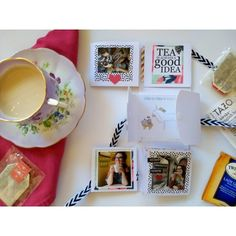 Tea Time Mini Album 1 Mini Scrapbook Albums, Mini Albums, Tea Time, Scrapbooking, Layout, Frame, Home Decor, Picture Frame, Decoration Home