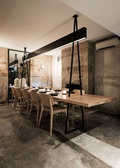 ACME restaurant, Rushcutters Bay, Australia. Design by Luchetti Krelle. Photography by Michael Wee.