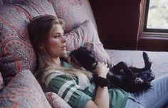 candice bergen paisley couch
